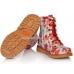 Ботинки (на шнурках и молнии) 144-4